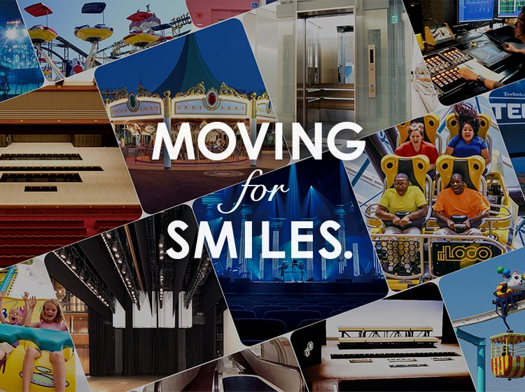 MOVING for SMILES.